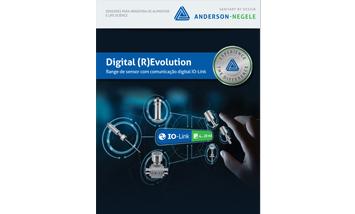 Digital (R)Evolution - Range de sensor com comunicação digital IO-Link