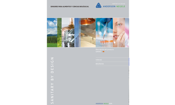 English Product Brochure - Anderson Negele