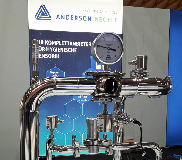 India International Dairy Expo 2019 (IIDE) | Anderson-Negele Trade