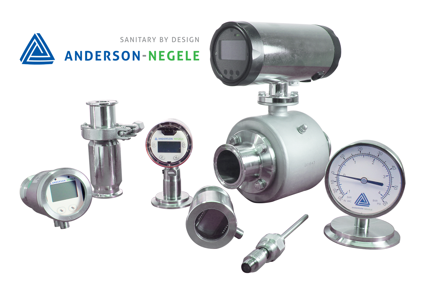Anderson-Negele Product Family