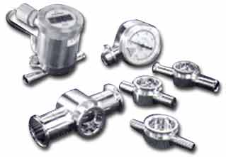Clean Process Measurement Fittings - Adapters & Fittings - Img 1 - Anderson-Negele
