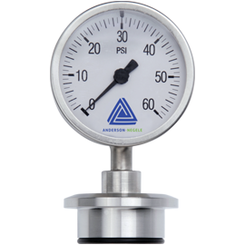 EK Pressure gauge with 63 mm display - Pressure Sensors - Img 1 - Anderson-Negele
