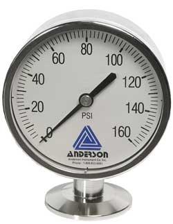 Medidor de 90mm Serie EL - Sensores de Presión - Img 1 - Anderson-Negele