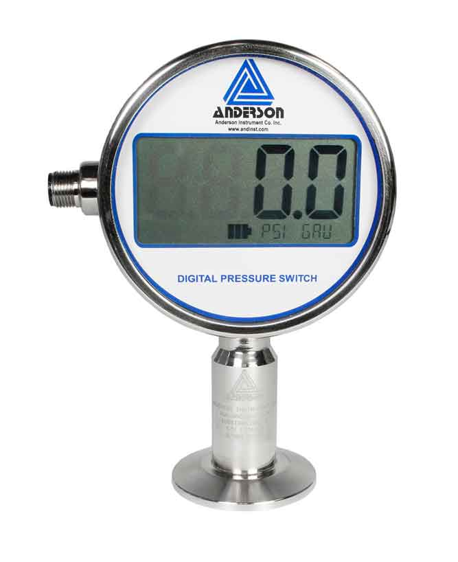 EN Digital Pressure Gauge/Switch - Array - Img 1 - Anderson-Negele