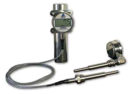 FH3/FH4 Digital Temperature Gauge for Retort Applications - Temperature Sensors - Img 1 - Anderson-Negele