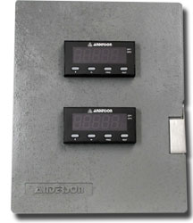 GL Series- Micro-based Digital Indicator - Instrumentation and Controls - Img 1 - Anderson-Negele