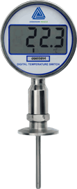 FH Temperature sensor with digital display - Temperature Sensors - Img 1 - Anderson-Negele