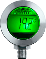 MPU-LCD Transmitter with display - Temperature Sensors - Img 1 - Anderson-Negele