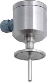 TFP Temperature sensor with Tri-Clamp - Temperature Sensors - Img 1 - Anderson-Negele