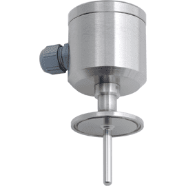 TFP Temperature sensor with built-in system Tri-Clamp - Temperature Sensors - Img 1 - Anderson-Negele