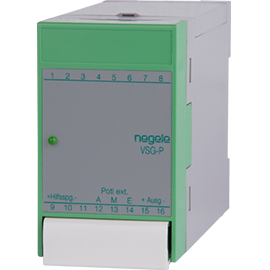 VSG, VSG-P, VSG-PE - Aparatura i elektronika sterująca - Img 2 - Anderson-Negele